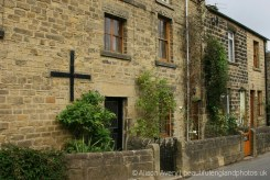 Cottages, Eyam