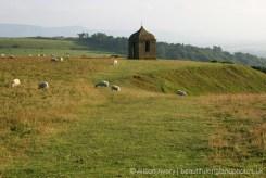 Folly, below Roseberry Topping, North York Moors