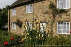 Rose Cottage, plague cottages, Eyam