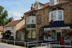 The old Post Office, Thornton-le-Dale