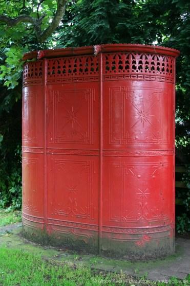 Victorian Urinal, Great Ayton