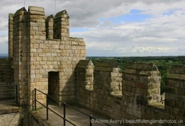 Great Tower, Richmond Castle, Richmond