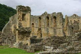 Infirmary, Rievaulx Abbey
