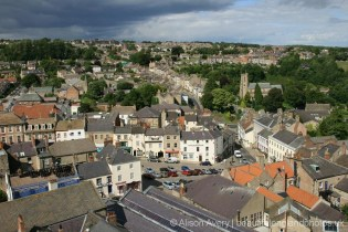 Richmond, from Richmond Castle