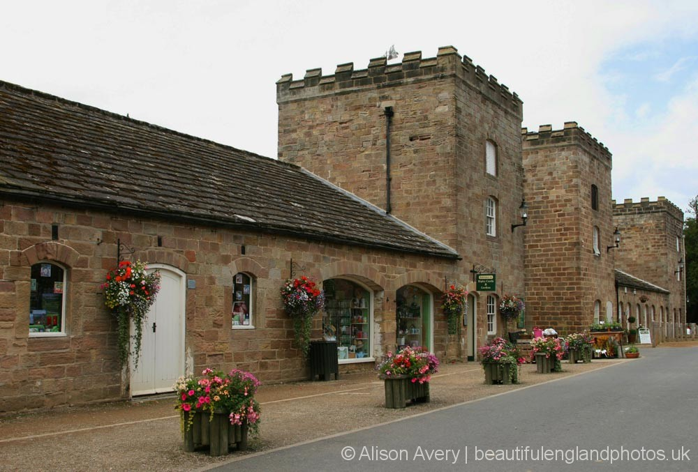 Ripley Castle Gift Shop, Ripley