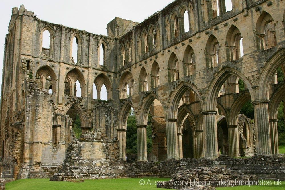 South Transept and Presbytery, Rievaulx Abbey