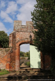 Entrance to the Almshouses, Ewelme