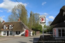 Moat Cottage and The Red Lion, Brightwell-cum-Sotwell