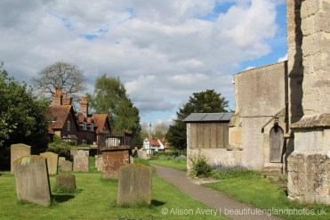 St. Andrew's Churchyard, East Hagbourne