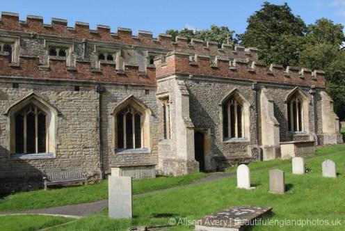 St. Mary's Church, Ewelme