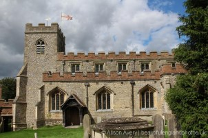 St. Mary's Church, Ewelme
