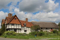 Tudor House and Barn, East Hagbourne