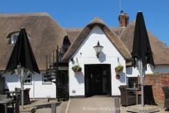 Barley Mow pub, Clifton Hampden