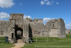 Gatehouse, Portchester Castle, Portchester