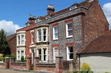 Houses, Castle Street, Portchester
