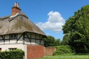 Thatched cottage, Castle Street, Portchester