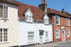 Cottages, West Street, Titchfield