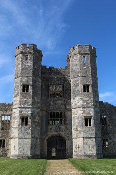 Gatehouse, Titchfield Abbey, Titchfield