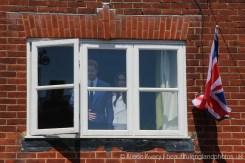 Prince Harry and Meghan Markle, The Wheatsheaf, Titchfield