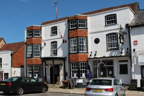 The Bugle Hotel, The Square, Titchfield