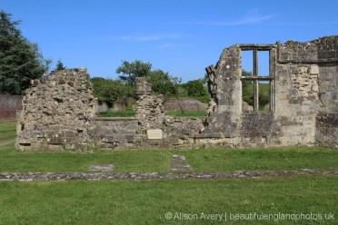 The Chapter House, Titchfield Abbey, Titchfield