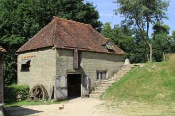 Lurgashall Watermill, Weald and Downland Living Museum, Singleton