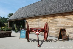 Cafe, Weald and Downland Living Museum, Singleton