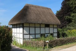 Poplar Cottage from Washington, Weald and Downland Living Museum, Singleton