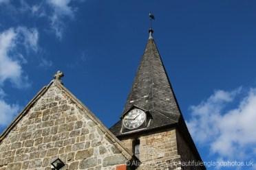 Clock Tower, St. Mary's Church, Bramshott