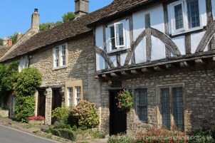 The Old Court House and Court Cottage, Castle Combe