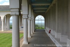 Cloisters, Air Forces Memorial, Runnymede