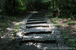 Steps of Individuality, John F. Kennedy Memorial, Runnymede