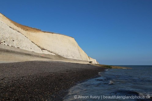 Beach below Bastion Steps, Peacehaven