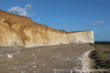 Beach, Telscombe Cliffs