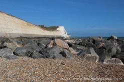 Coastal protection, beach, Saltdean