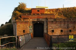 Entrance, Newhaven Fort, Newhaven