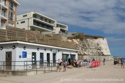 Molly's Coffee Shop, Undercliff Walk, Rottingdean