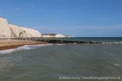 Sea defences, Rottingdean