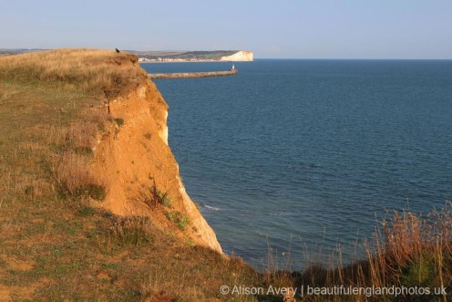 Seaford Head, from Seahaven Coastal Trail, between Newhaven and Peacehaven