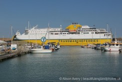Transmanche Ferries, Newhaven