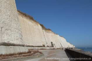 Undercliff Walk, Brighton Marina to Ovingdean Gap