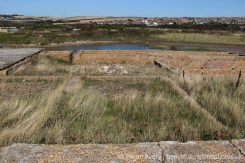 Remains of Chailey Marine Hospital, Tide Mills, near Newhaven