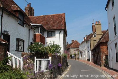 Candle Cottage, High Street, Alfriston