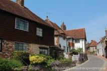 Cottages, High Street, Alfriston