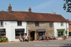 The Singing Kettle, Waterloo Square, Alfriston