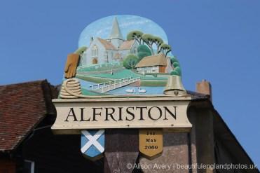 Village Sign, The Tye, Alfriston