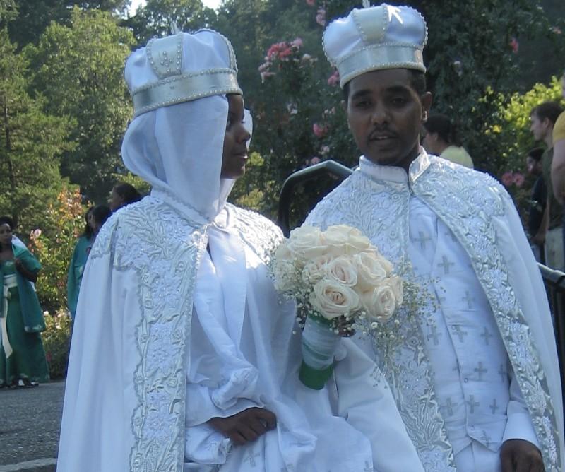 8ebf5f06c02 Ethiopian Wedding Dresses. trip down memory lane amhara people ethiopia s  most culturally