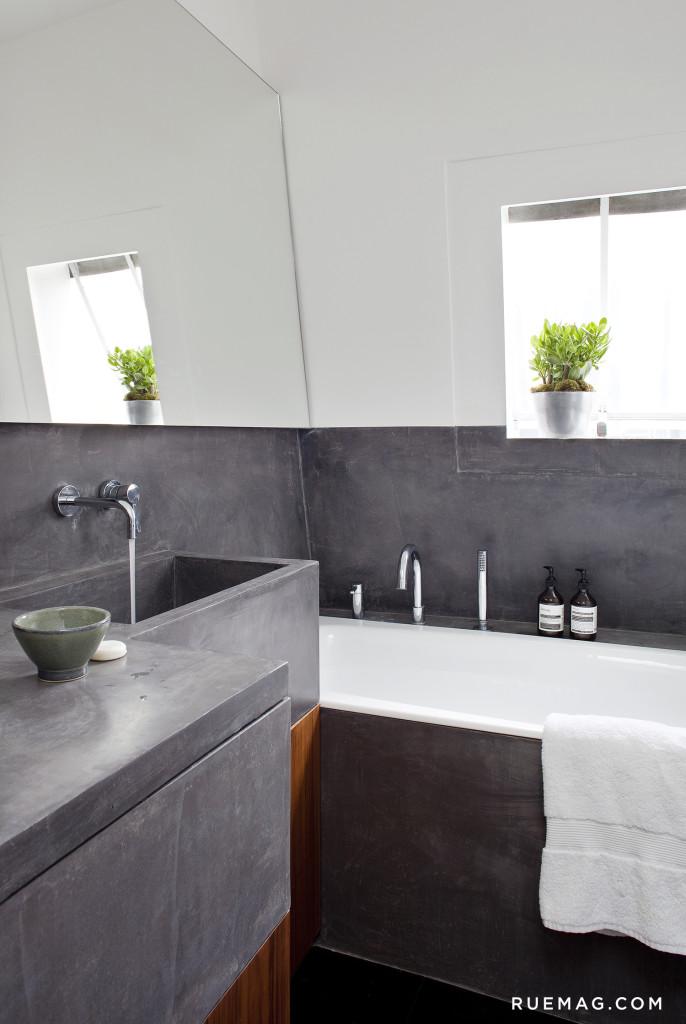 Concrete Bathroom Love It Or Leave It