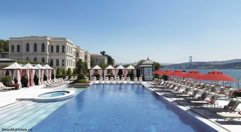 Four Seasons Istanbul at the Bosphorus (Istanbul, Turkey) 3