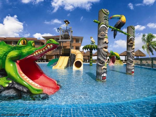 Moon Palace Golf & Spa Resort (Cancun, Mexico) 38